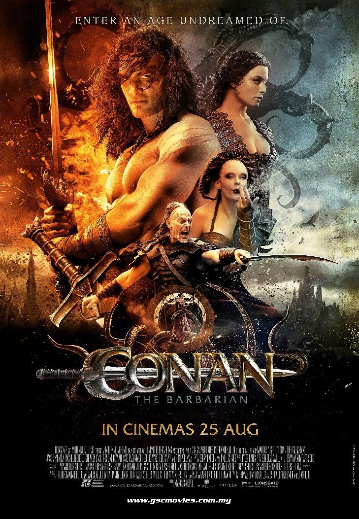 Conan Poster(e)