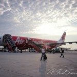 Flying Air Asia X, to Beijing China