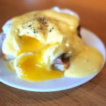 More Food Porn – the Eggs Benedict
