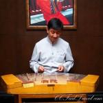 Chinese New Year @ Li Yen, Ritz-Carlton & Shanghai, JW Marriott