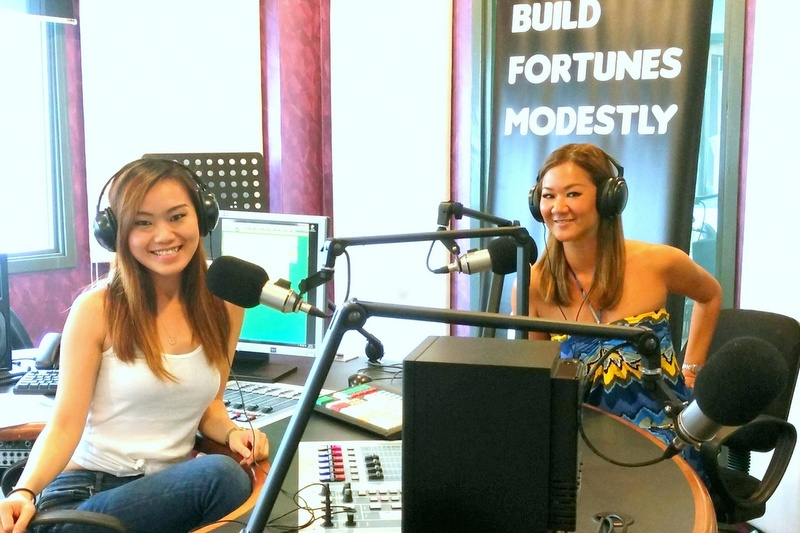 Our latest Interview on Ticket to Ride BFM 89.9