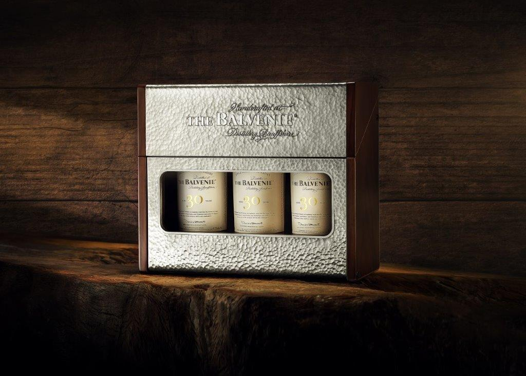 The Balvenie Royal Selangor Limited Edition Collectors Box